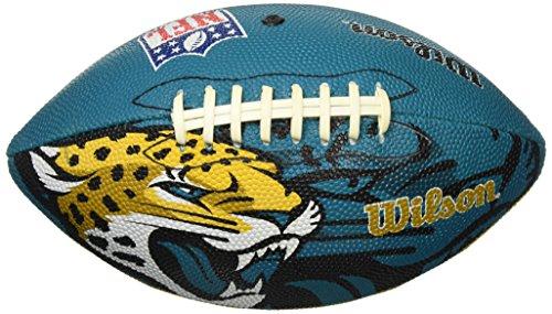 Wilson Unisex-Youth NFL JR TEAM LOGO FB JX American Football, JUNIOR