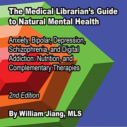 The Medical Librarian's Guide to Natural Mental Health  By  cover art