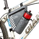 huayunxuan, borsa da bicicletta, impermeabile, triangolare, borsa per attrezzi, borsa da sella per...