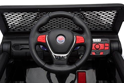 RC Auto kaufen Kinderauto Bild 3: Toyas Cobra Off Road SUV Jeep Kinderauto Kinderfahrzeug Elektrofahrzeu Geländewagen 4 x 45 W Motor S2388b*