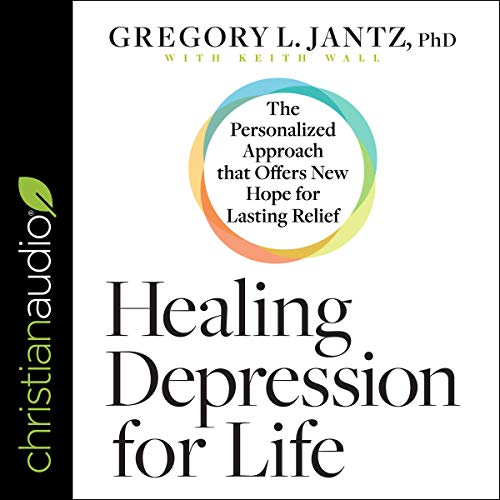 Healing Depression for Life audiobook cover art