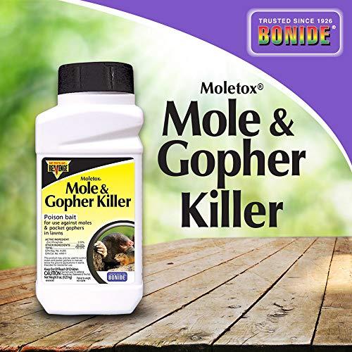 Bonide 697 Mole And Gopher Killer 8 oz