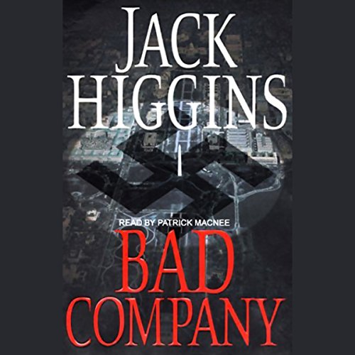 Bad Company audiobook cover art