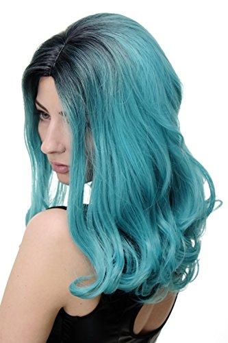 comprar pelucas mujer turquesa en internet