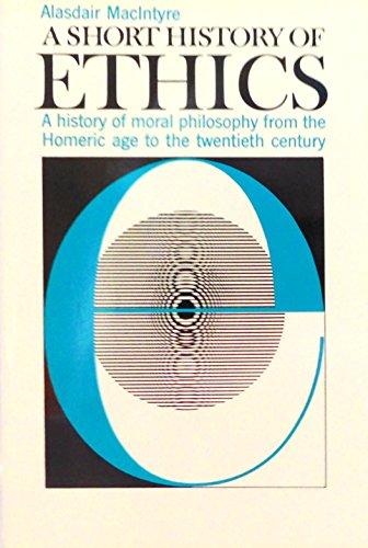 Short History of Ethics