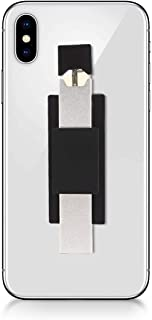 HurPedia Cell Phone Holder Compatible with JUUL (Case Only, No Device Included) Never Forget or Lose Your JUUL | Accessory Compatible with iPhone, Samsung Galaxy, Tablets, Car Dashboard