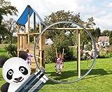 bambus-discount.com Schaukel Anbauteil variabel für FIPS Spieltürme mit Zubehör -...