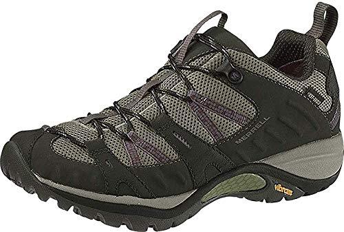 Merrell Siren Sport GTX, Zapatillas de Senderismo para Mujer, Gris (Dark Grey), 36 EU