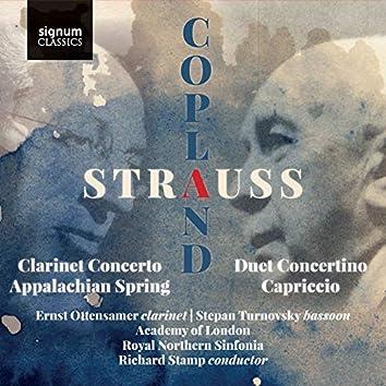 Strauss / Copland