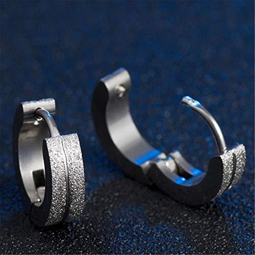 QQWA Simple Single Earrings Jewelry for Women Girls Charm Earrings Women Stud Earrings Presents for Women Birthday Jewellry Gift
