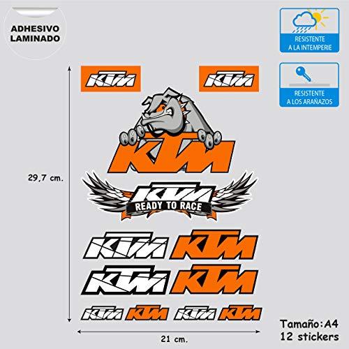 Imagen de Adhesivo KTM Gs1 Honduras por menos de 8 euros.