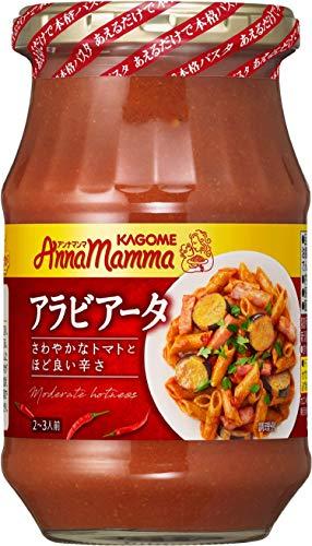 カゴメ アンナマンマ アラビアータ 瓶1個