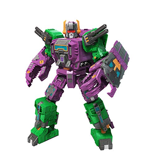 Transformers Spielzeug Generations War for Cybertron: Earthrise Titan WFC-E25 Scorponok Triple Changer Figur – Kinder ab 8 Jahren, 53 cm