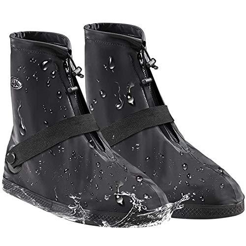 VBARV Elegante Cubierta Impermeable para Zapatos, Cubierta