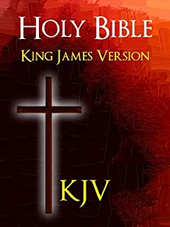 THE HOLY BIBLE - The Authorized King James Version (Special Illustrated Anniversary Edition) : Best Selling Bible of All Time KJV - With Interactive Table ... (The Bible - King James Version Book 1)