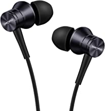 1MORE E1009-BK Piston Fit In-Ear Headphones with Microphone/Remote For Apple iOS & Android Space Grey
