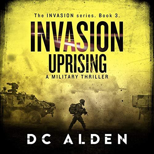 Invasion: Uprising cover art