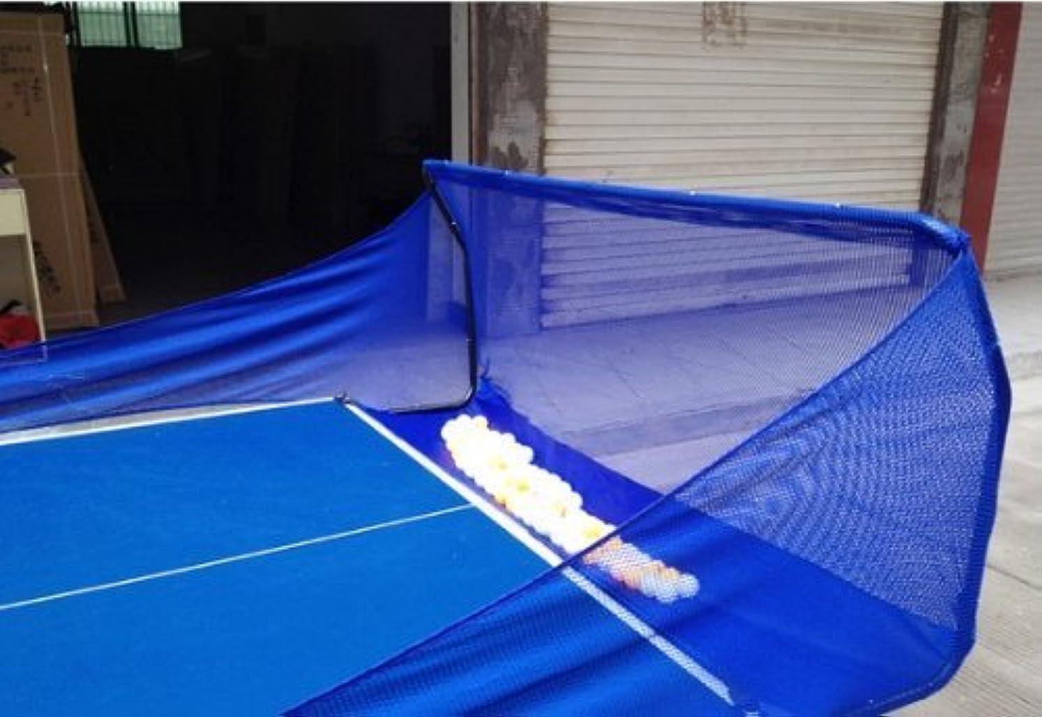 取り付け敵幻滅するCKR 卓球ト レーニングマシン用 卓球台取り付けネット iPong(アイポン) iPong pro(アイポンプロ) 専用拾球ネット
