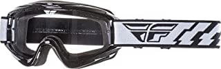 Fly Racing Focus Youth Goggle Black/Clear One Size