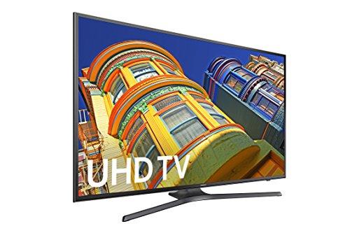 Samsung UN55KU6300 55-Inch 4K Ultra HD Smart LED TV (2016 Model)