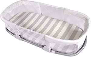 Cribs for Twins Babies Baby Beds Baby Crib 0-12month Bed Folding Cot for Newborn Infant Sleep Travel