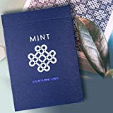 Blueberry Mint Playing Cards -