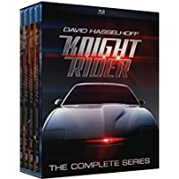 Knight Rider The Complete Series [Blu-ray] DVD
