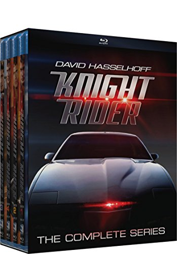 Knight Rider - The Complete Series [Blu-ray]