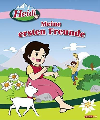 Heidi Kindergartenfreundebuch: Meine ersten Freunde