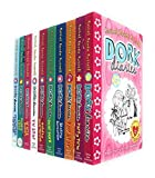 Dork Diaries x 10 title set: Dork Diaries / Party Time / How to Dork your Diary / Pop Star / Dear Dork / TV Star / Skating Sensation / Holiday Heartbreak / OMG / Once Upon a Dork