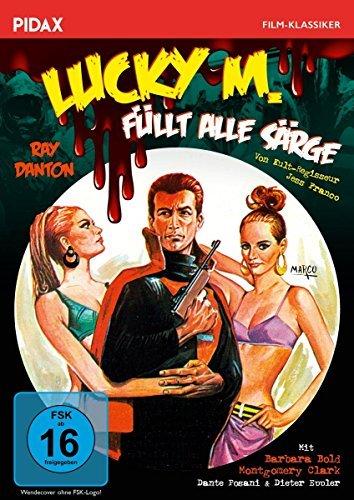 Lucky, the Inscrutable ( Lucky, el intrépido ) [ Origine Tedesco, Nessuna Lingua Italiana ]