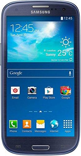 Samsung i9301i Galaxy S3 Neo Smartphone (12,2 cm (4,8 Zoll), 8 Megapixel Kamera, Bluetooth, USB 2.0, Android) blau