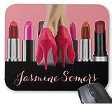 High Heels - Alfombrilla de ratón para tubos de labios, maquillaje, cosméticos