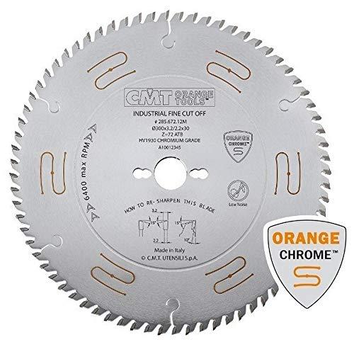 CMT Orange Tools 226,048,08 m m/étaux pour scie circulaire 210 x 2,2 z fwf 48 30 x 8 /échelons