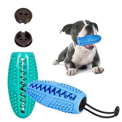 Giocattoli da Masticare per Cani, Giocattoli per Cani Cuccioli, Spazzolini per Cani Denti, Pet Molars Morso Giocattolo, Giocattoli interattivi, Durevoli e sicuri (2 pack)