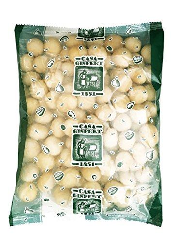 Casa Gispert Nuez de Macadamia Cruda Frutos Secos - 500 gr