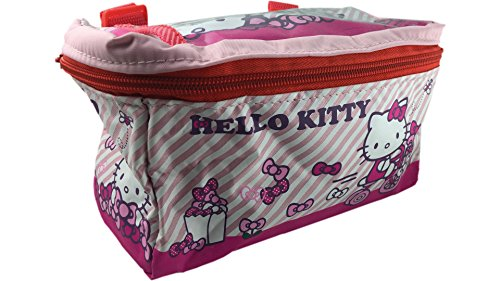 Bike Fashion Hello Kitty Lenkertasche, Rosa, 21x11x10cm