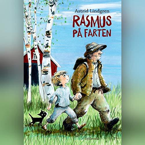 Rasmus på farten audiobook cover art