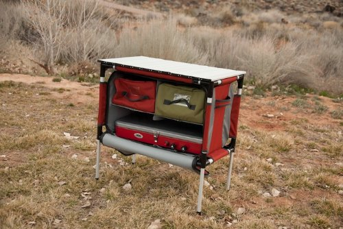 Product Image 1: Camp Chef Sherpa Camp Table & Organizer