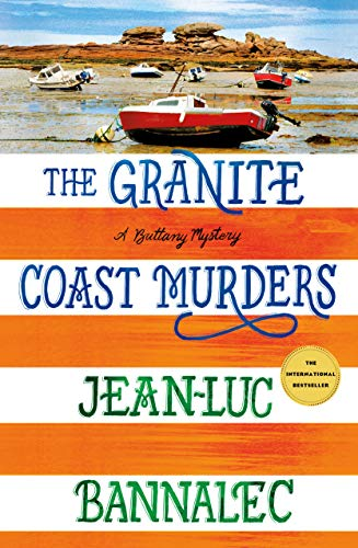 The Granite Coast Murders: A Brittany Mystery (Brittany Mystery Series, 6)