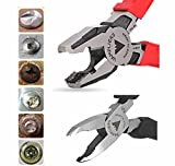 VamPLIERS World's Best Pliers VT-001-S2F Rusted/Damage/Security Screw Extraction Pliers Best Holiday Christmas Gift Ideal for Corporate/Friends and Family Gifts that last beyond Christmas season!