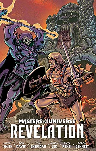 MASTERS OF THE UNIVERSE REVELATION 1 JETPACK COMICS RICH...