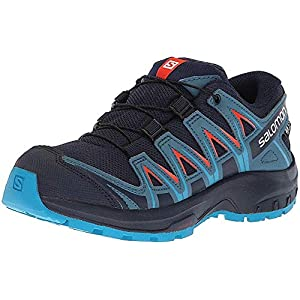 Salomon Kids XA Pro 3D CSWP J Unisex Trail Running Shoe