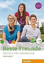 BESTE FREUNDE A2.1 AB + CD-Audio