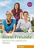 Beste Freunde A2/1: Deutsch für Jugendliche. Deutsch als Fremdsprache / Arbeitsbuch mit Audio-CD