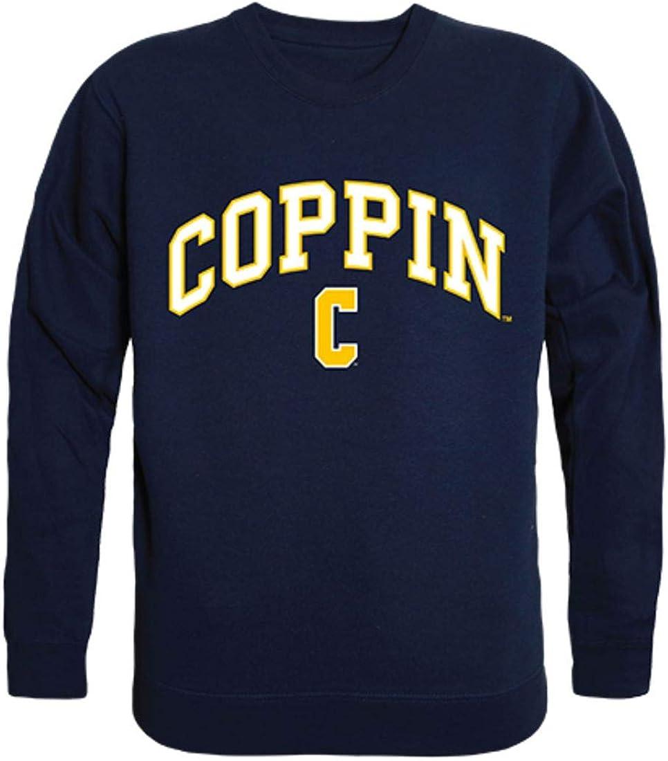 W Republic CSU Coppin State Pullover 正規品スーパーSALE×店内全品キャンペーン Crewneck Campus 最安値 University