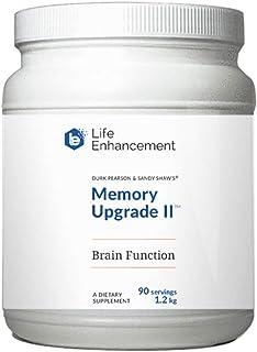 Life Enhancement Memory Upgrade II | 90 Servings