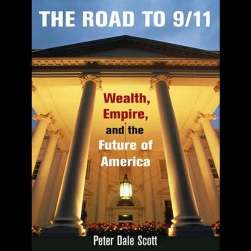 The Road to 9/11 audiobook cover art