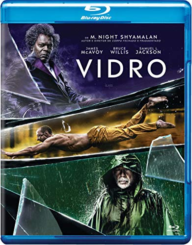 Vidro [Blu-ray]