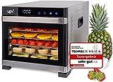 Essiccatore Alimentare Acciaio Inossidabile • 24 ore timer • Temperatura regolabile 35-75°C +...